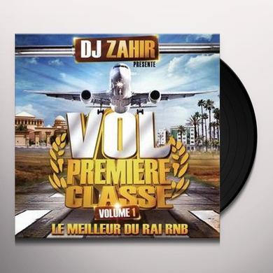 Dj Zahir VOL. 1-PREMIERE CLASSE Vinyl Record