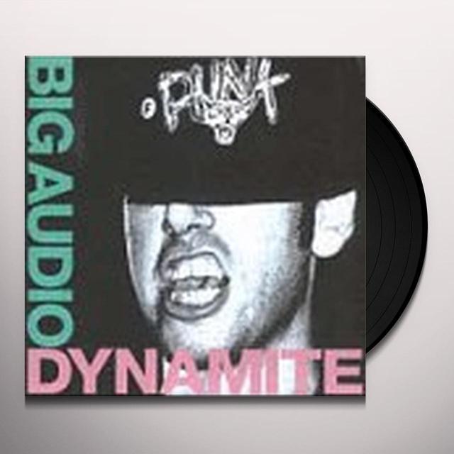 Big Audio Dynamite F-PUNK Vinyl Record - Portugal Import