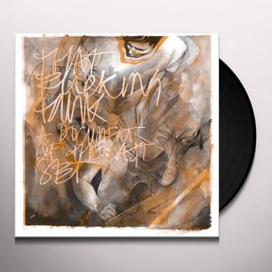 That Fucking Tank DOCUMENT OF THE LAST SET Vinyl Record - UK Import