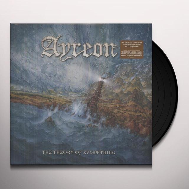 Ayreon THEORY OF EVERYTHING Vinyl Record - UK Import