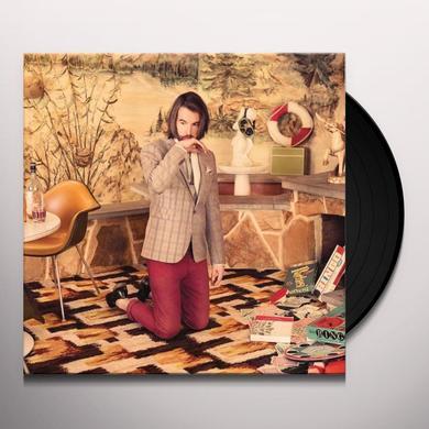 Jason Bajada LE RESULTAT DE MES BETISES Vinyl Record