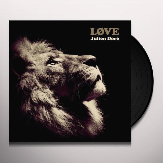 Julien Dore LOVE (GER) (Vinyl)