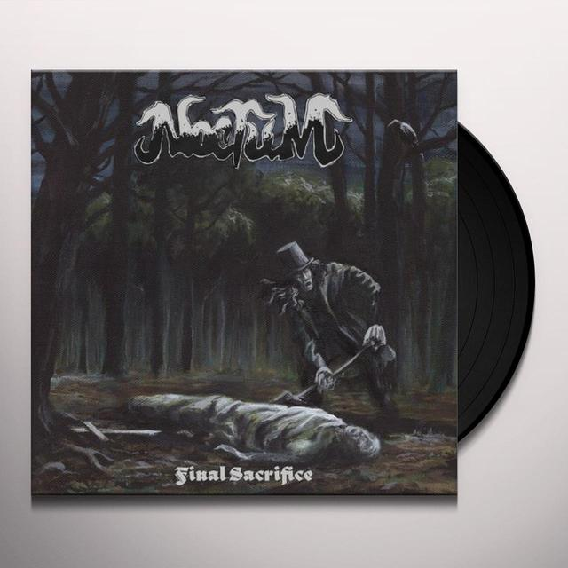 Noctum FINAL SACRIFCE Vinyl Record