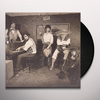 Truno Puman & Carletta Sue Kay SLEEPING WITH THE TV ON Vinyl Record - UK Import