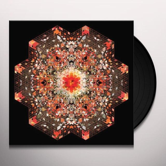 Gold Panda HALF OF WHERE YOU LIVE Vinyl Record - UK Import