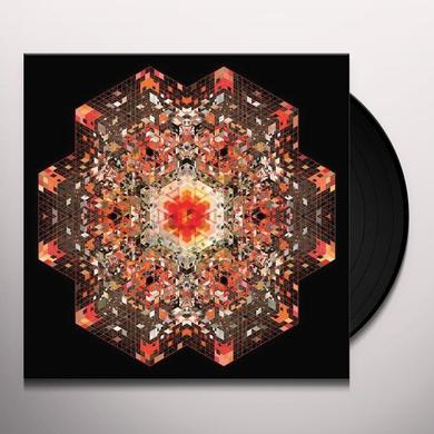 Gold Panda HALF OF WHERE YOU LIVE Vinyl Record - UK Import