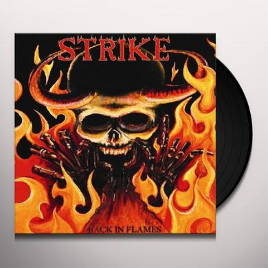 Strike BACK IN FLAMES Vinyl Record