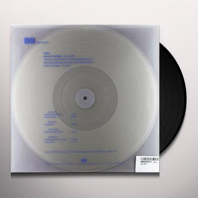 Kraftwerk LIVE 1971 Vinyl Record - Italy Import