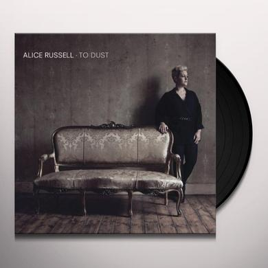 Alice Russell TO DUST Vinyl Record - UK Release