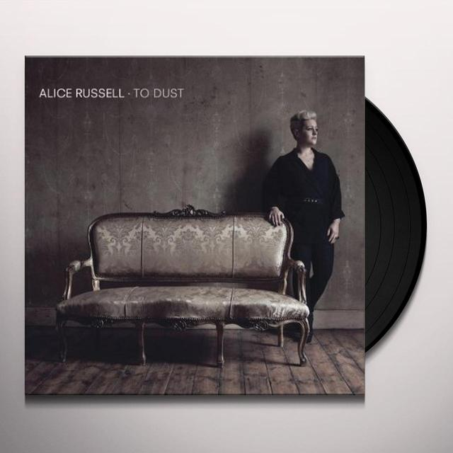Alice Russell TO DUST Vinyl Record - UK Import