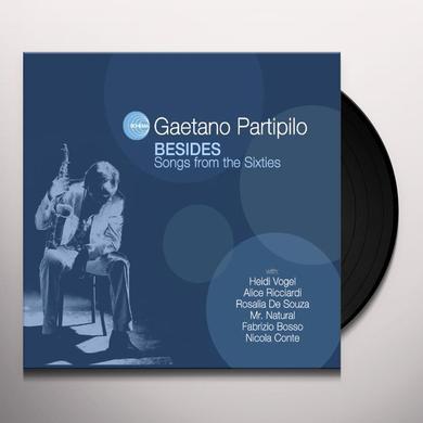 Gaetano Partipilo BESIDES (ITA) (Vinyl)