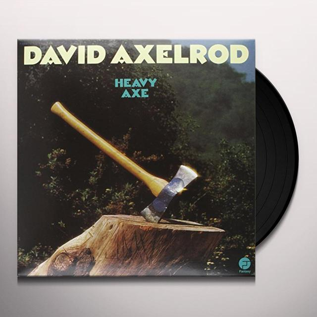David Axelrod HEAVY AXE (FRA) Vinyl Record