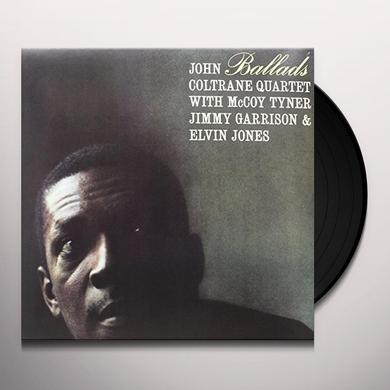 John Coltrane BALLADS Vinyl Record