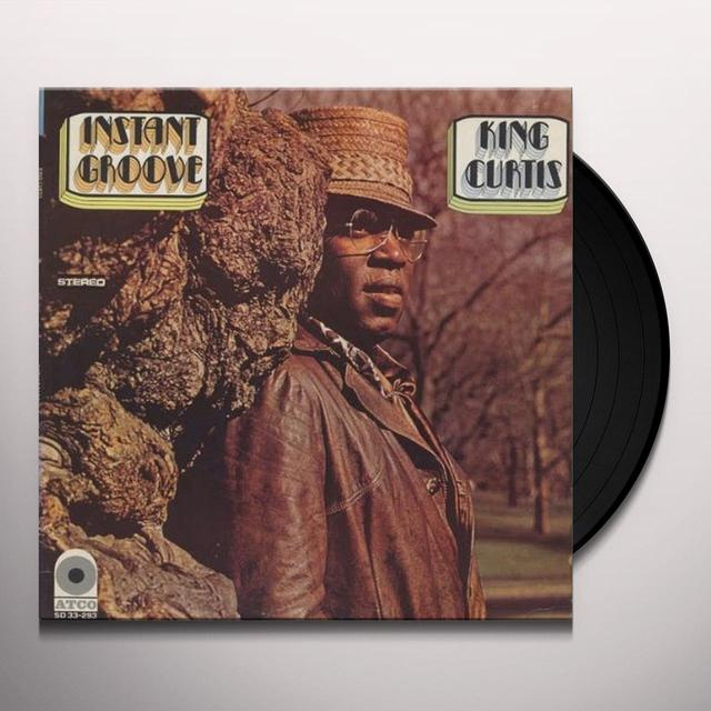 King Curtis INSTANT GROOVE Vinyl Record
