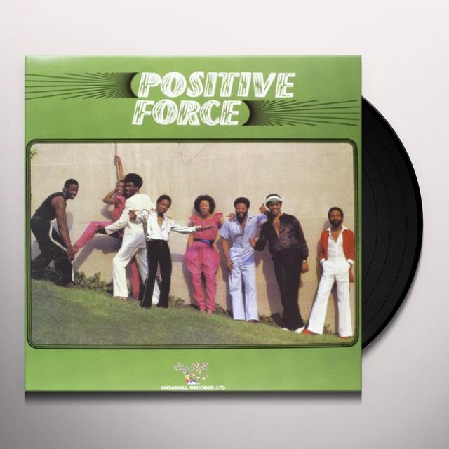 POSITIVE FORCE (FRA) (Vinyl)