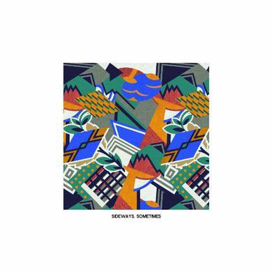 Cymbals SIDEWAYS SOMETIMES Vinyl Record