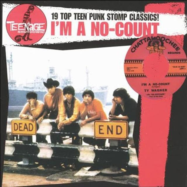 I'M A NO-COUNT 19 TOP TEEN PUNK STOMP CLASSICS! Vinyl Record