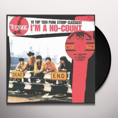 I'M A NO-COUNT 19 TOP TEEN PUNK STOMP CLASSICS! Vinyl Record
