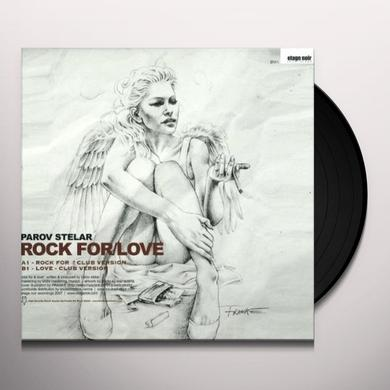 Parov Stelar ROCK FOR/LOVE (GER) Vinyl Record