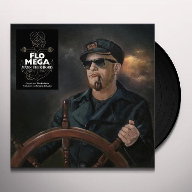 Flo Mega MANN UEBER BORD (GER) (Vinyl)
