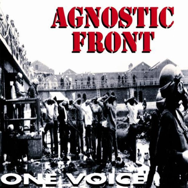 Agnostic Front ONE VOICE Vinyl Record