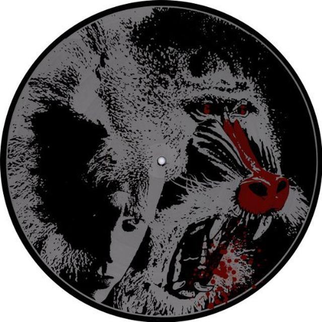 Henric De La Cour MANDRILLS (GER) Vinyl Record