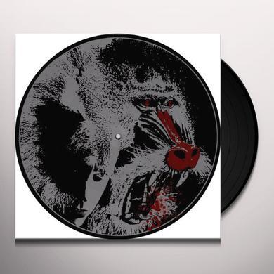 Henric De La Cour MANDRILLS Vinyl Record