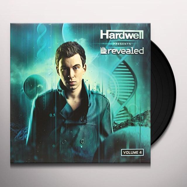 Hardwell VOL. 4 REVEALED (HOL) (Vinyl)
