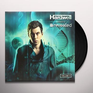 Hardwell VOL. 4 REVEALED (HOL) (Vinyl)