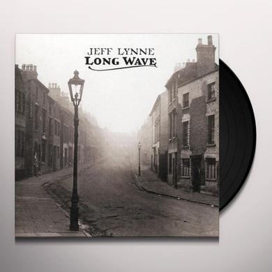 Jeff Lyne LONG WAVE Vinyl Record