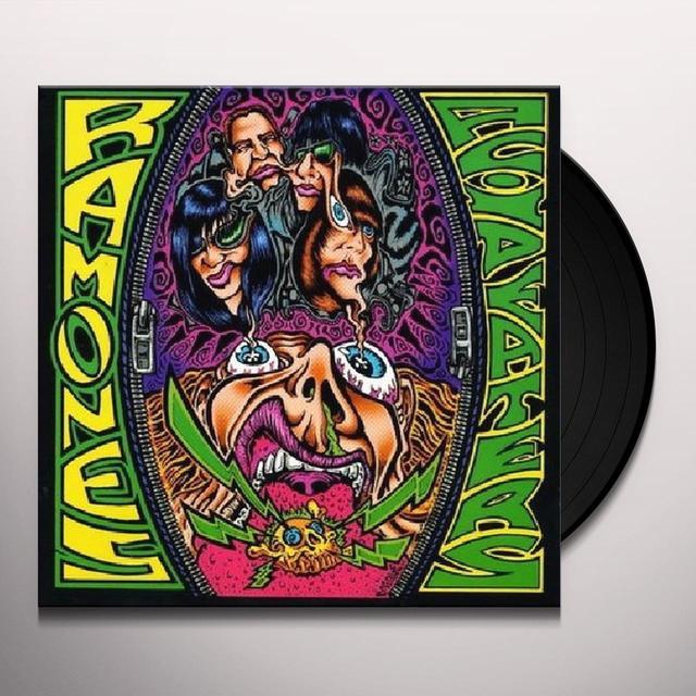 Ramones ACID EATERS Vinyl Record - UK Import