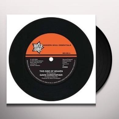 Gavin Christopher THIS SIDE OF HEAVEN Vinyl Record - UK Import