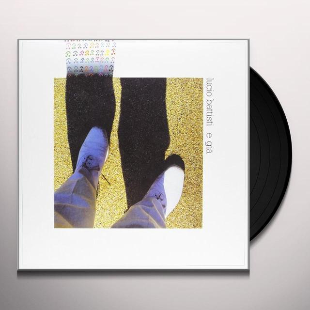 Lucio Battisti E GIA' Vinyl Record