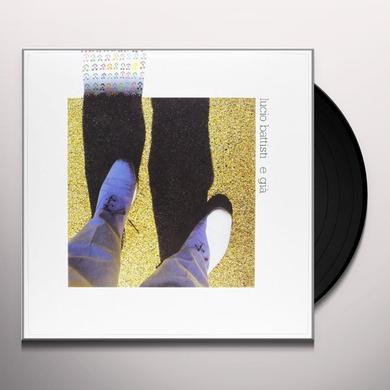 Lucio Battisti E GIA' Vinyl Record - Italy Import