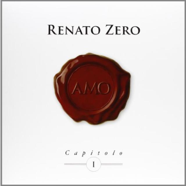 Renato Zero AMO Vinyl Record