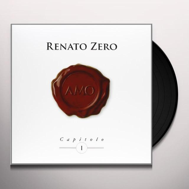 Zero Renato AMO Vinyl Record - Italy Import