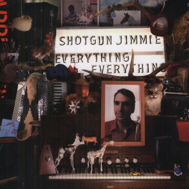 Shotgun Jimmie EVERYTHING EVERYTHING Vinyl Record - Canada Import