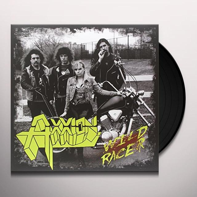 Axxion WILD RACER Vinyl Record - Holland Import
