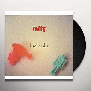 Taffy LIXIVIATE Vinyl Record - Holland Import