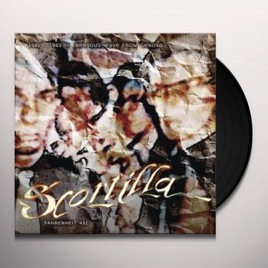 Scortilla FAHRENHEIT 451 Vinyl Record