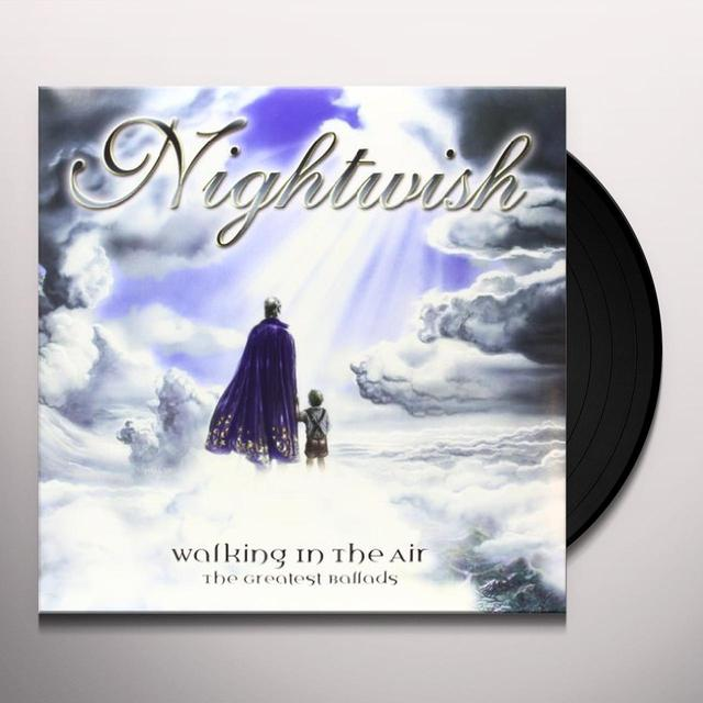 Nightwish WALKING IN THE AIR Vinyl Record