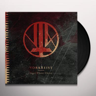 Vorkreist SIGIL WHORE CHRIST Vinyl Record