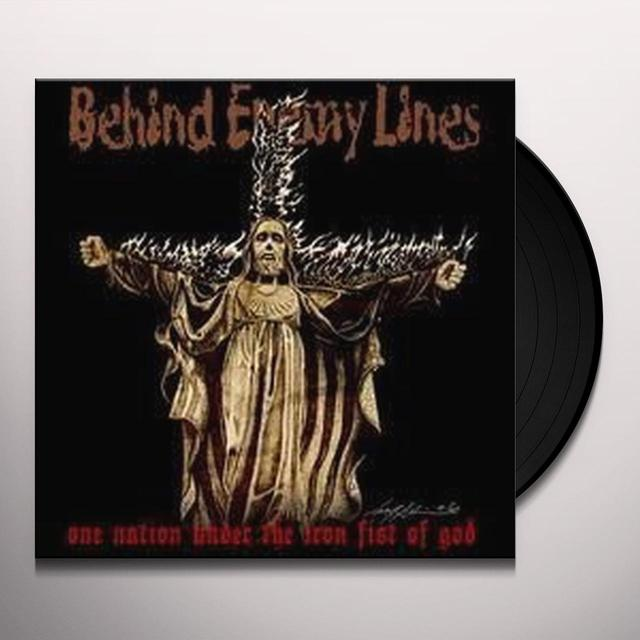 Behind Enemy Lines ONE NATION UNDER THE IRON Vinyl Record
