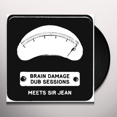 Brain Damage DUB SESSIONS Vinyl Record - Holland Import