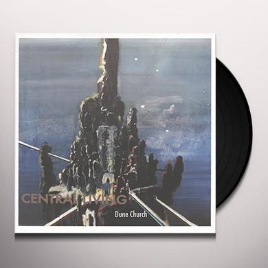 Central Living DUNE CHURCH Vinyl Record - Holland Import