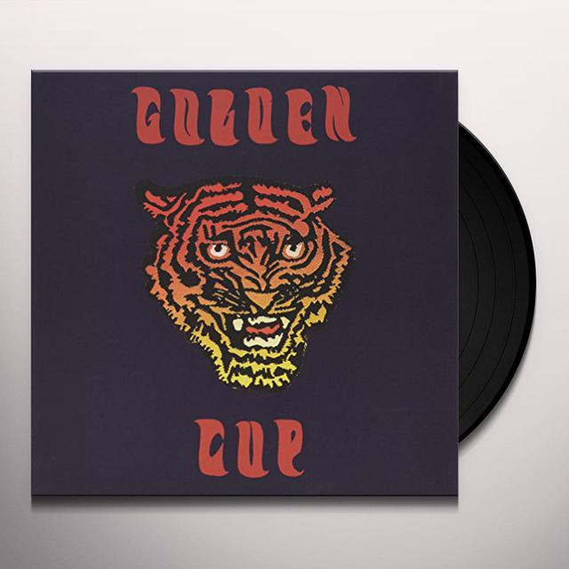 Golden Cup VAGABOND Vinyl Record