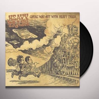 Heavy Trash GOING WAY OUT WITH.. Vinyl Record - Holland Import