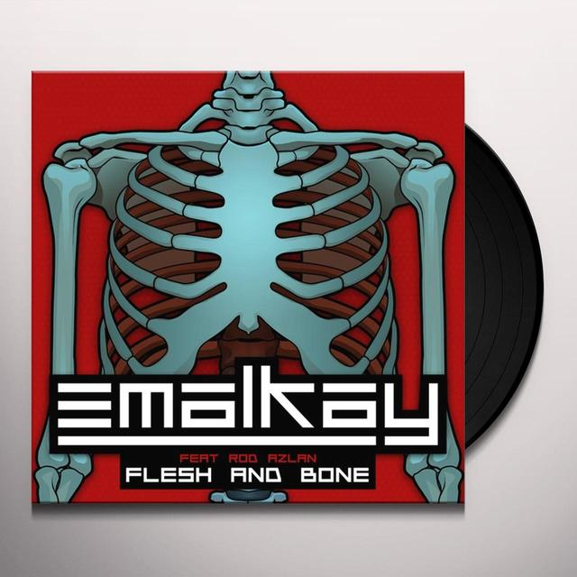 Emalkay FLESH & BONE Vinyl Record - Holland Import