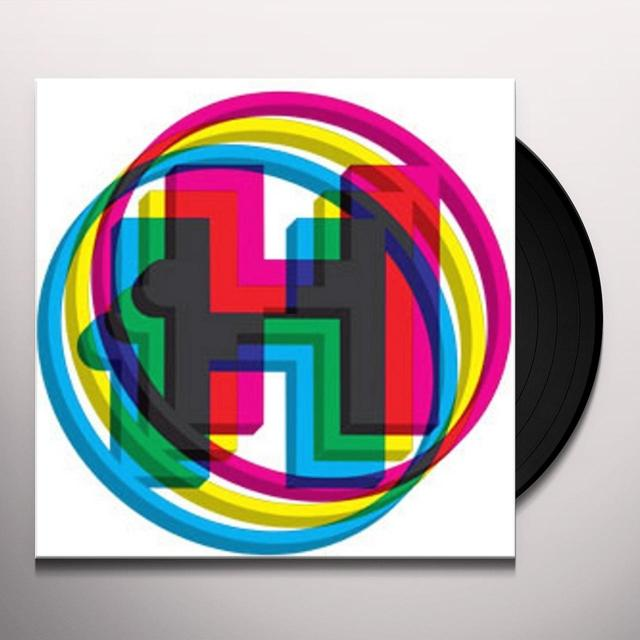 High Contrast TREAD SOFTLY Vinyl Record - Holland Import