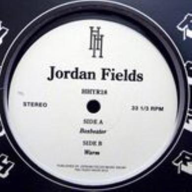 Jordan Fields BOXBEATER Vinyl Record